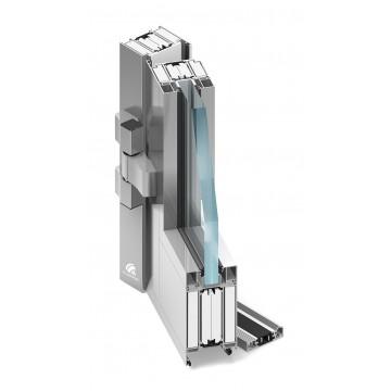 Systém protipožárních dveří a vitrín