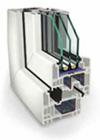 Plastová okna Gealan S9000
