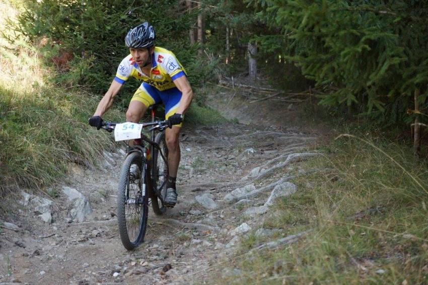 David Studýnka úspěšně zakončil Evropský pohár v cyklistice neslyšících