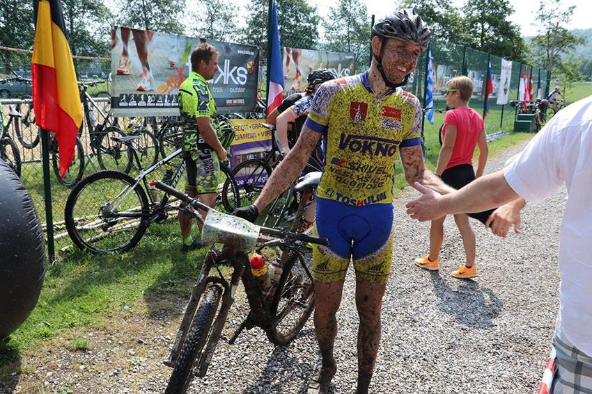 Česká cyklistická výprava bojovala o medaile v Belgii