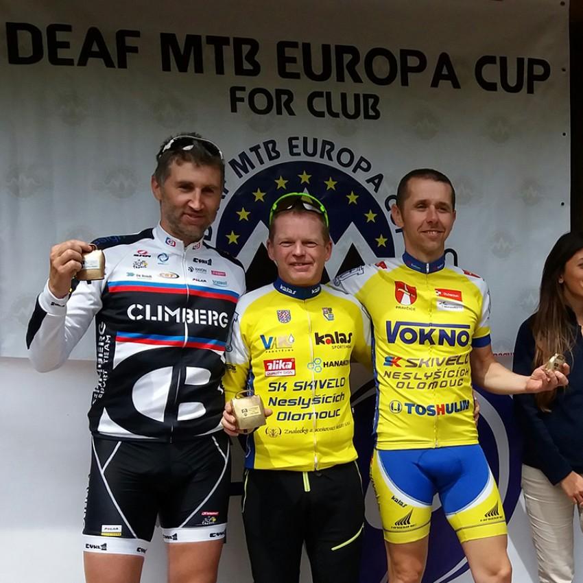 Evropský pohár horských kol odstartoval