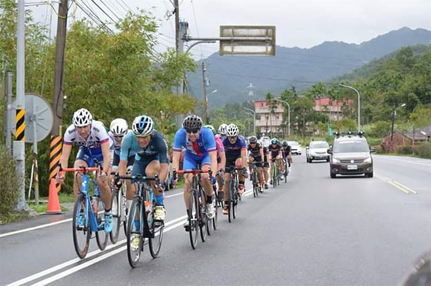 Tour de Formosa - AKTUALIZOVÁNO