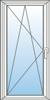 Dveře balkonové