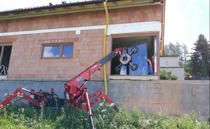 Plastová okna a dveře - Kroměřížsko