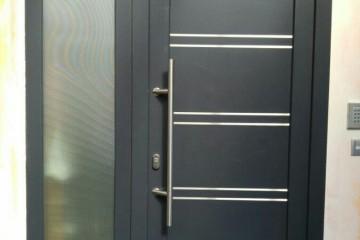 Plastové dveře Zlín - Kostelec