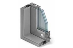 Hliníkové posuvné dveře zdvižné (HS portály)