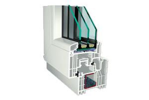 Německá technologie lepeného zasklení (STV)