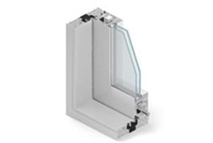 Plastové posuvné dveře sklopné (PSK)