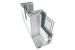 Plastové posuvné dveře zdvižné (HS portály)