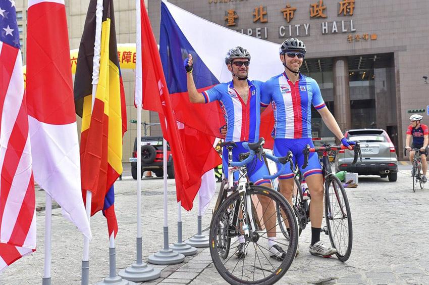 Tour de Formosa - reprezentanti
