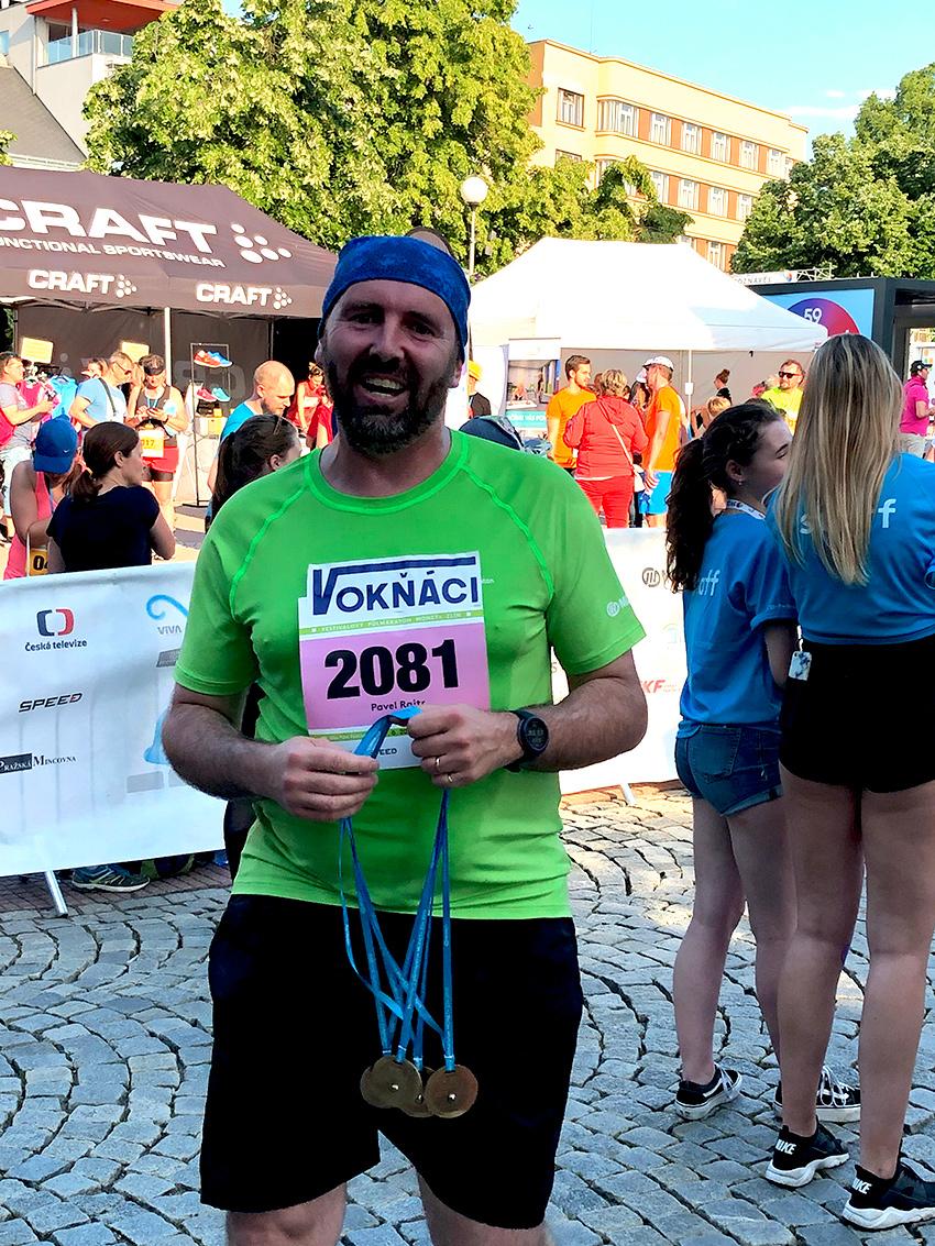 Vokno - maraton