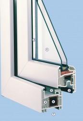 okenn� profil plastov� okna